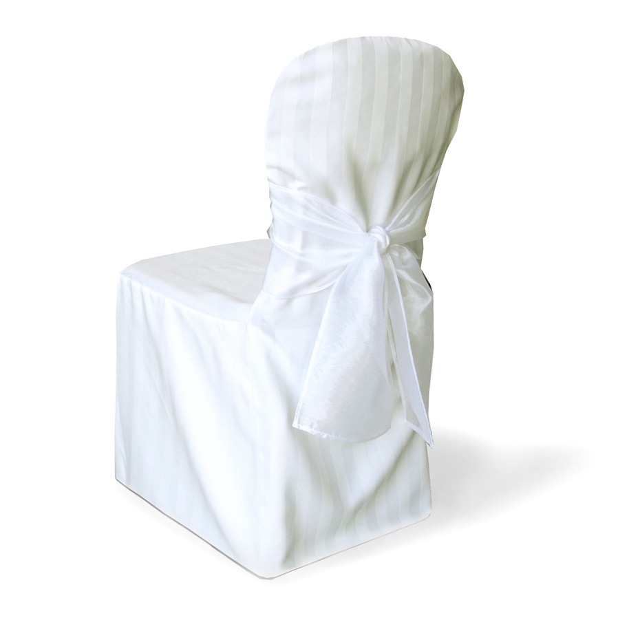 White Tuxedo Chair Cover Rebel Party Rentals