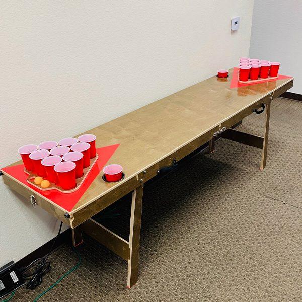 Beer Pong Table Rebel Party Rentals